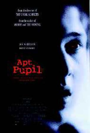 Apt Pupil (Brad Renfro, Ian McKellen) Movie Poster