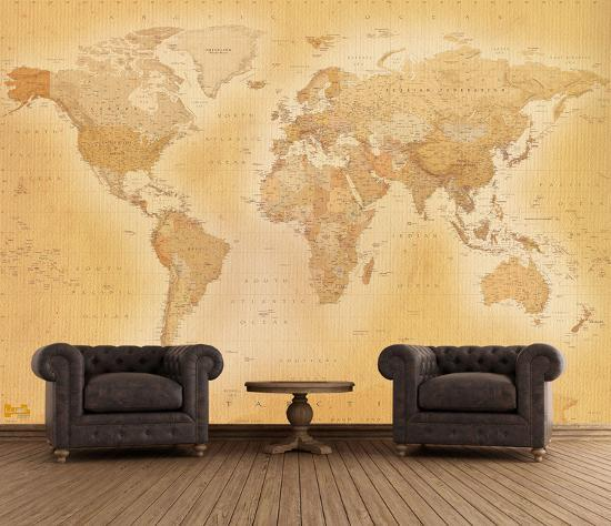 Old Map Wallpaper Mural Map Mural on map tiles, map of america, map art ideas, map canvas painting, map wallpaper, map posters, map craft projects, map tattoo designs, map t-shirt designs, map border designs, map book covers, map wall decal, map still life, map wall art,