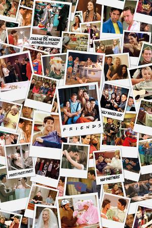 Friends - Polaroids