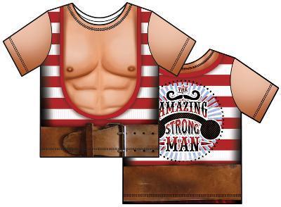 Toddler: Strongman Costume Tee