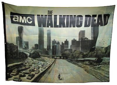 The Walking Dead - Atlanta Banner