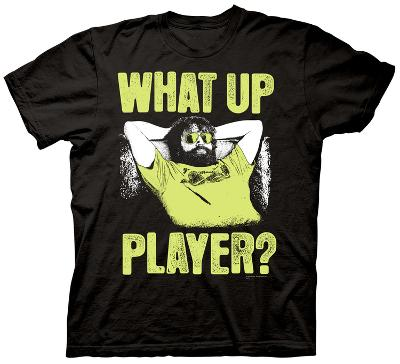 Hangover 3 - What Up Player