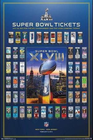 Super Bowl XLVIII Tickets