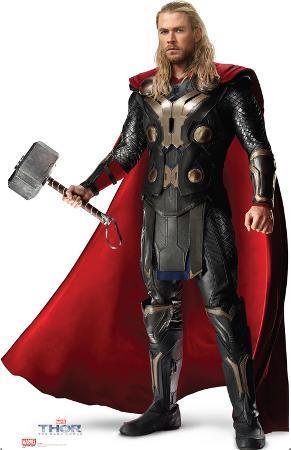 Thor 2 - The Dark World (Chris Hemsworth) Lifesize Standup