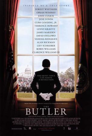 The Butler (Forest Whitaker, Oprah Winfrey, John Cusack) Movie Poster
