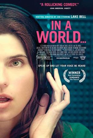 In a World… Movie Poster