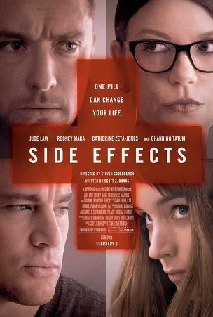 Side Effects (Rooney Mara, Channing Tatum, Jude Law) Movie Poster
