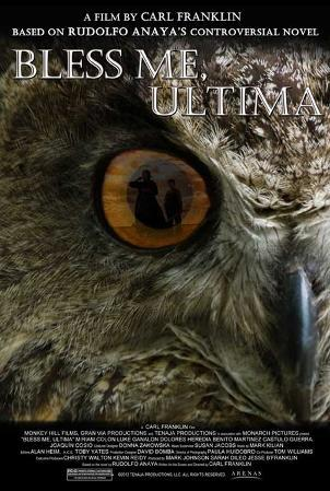 Bless Me Ultima Movie Poster