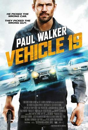 Vehicle 19 Movie Poster