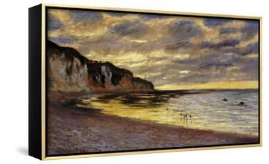 Pointe de Lailly, Maree Basse, 1882