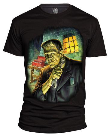 Universal Monsters - Frank Get Ready