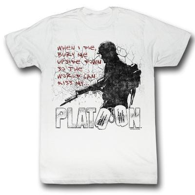 Platoon - When I Die