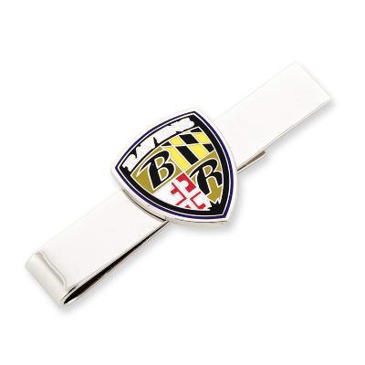 Baltimore Ravens Tie Bar