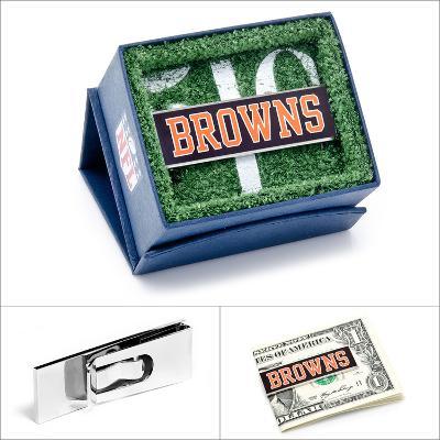 Cleveland Browns Money Clip