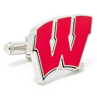 University of Wisconsin Badgers Cufflinks