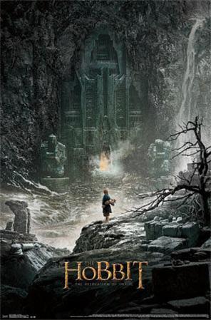 The Hobbit 2 Desolation of Smaug One Sheet