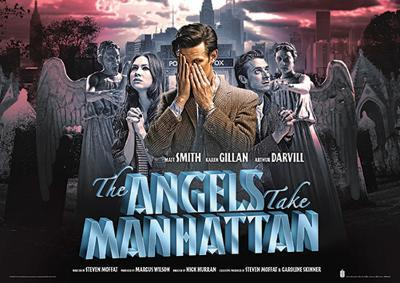 Doctor Who - Angels Of Manhattan Television Poster