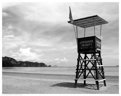 Lifeguard Observation Tower