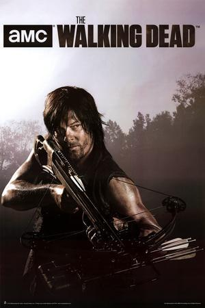 The Walking Dead Season 4 Daryl