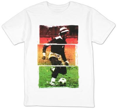 Bob Marley - Soccer 77 Tricolor