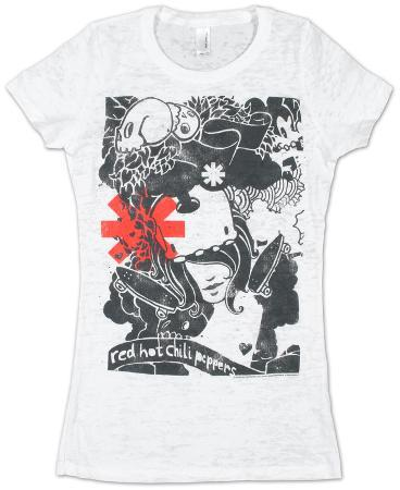 Women's: Red Hot Chili Peppers - Danis Dream