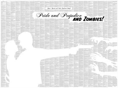 Pride and Prejudice and Zombies By Seth Grahame-Smith Full Book text Poster