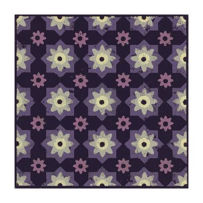 Moroccan Star Flower (Purple)