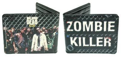 The Walking Dead - Zombie Killer Leather Wallet