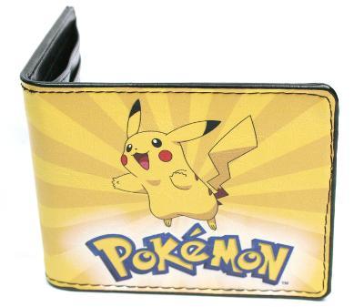 Pokemon - Pikachu Happy Leather Wallet