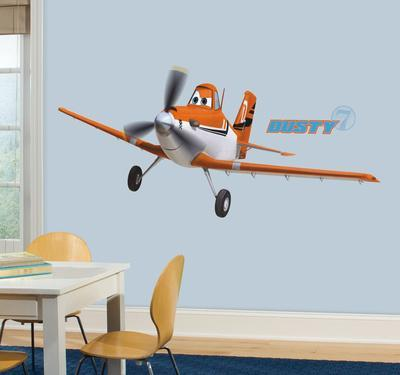 Planes - Dusty Crophopper Peel and Stick Giant Wall Decals