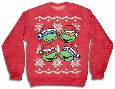 Teenage Mutant Ninja Turtles - Christmas Sweater