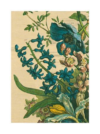 Furber Flowers I - Detail