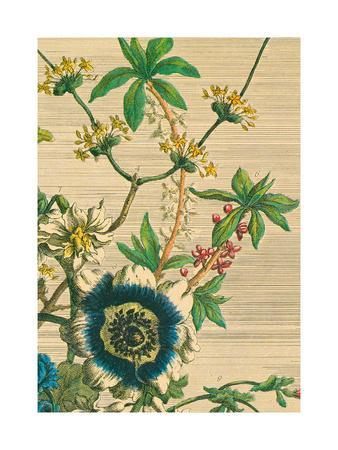 Furber Flowers II - Detail