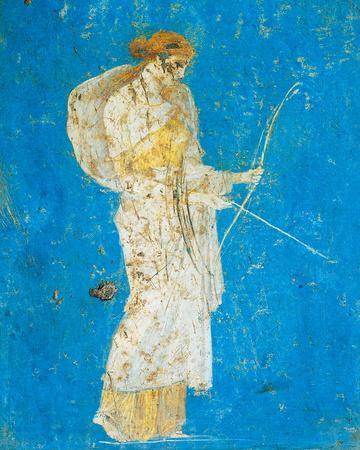 Pompeii Fresco I