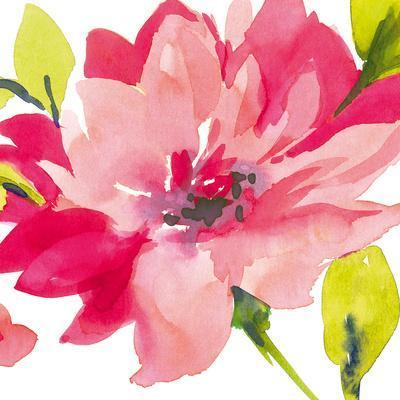 Crimson Flower II