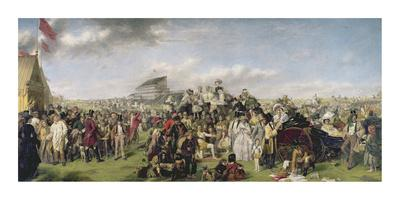 Derby Day - Coloured Version