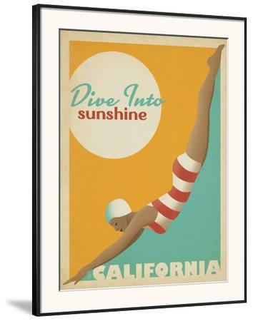 Dive Into Sunshine: California