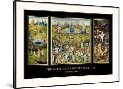 The Garden of Earthly Delights, c.1504