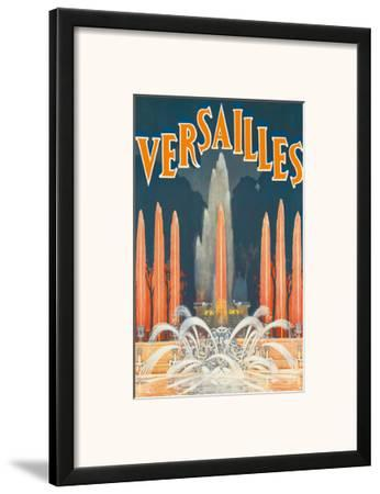 Versailles, France c.1930