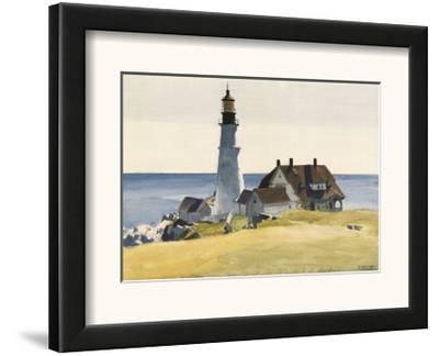 Lighthouse and Buildings, Portland Head, Cape Elizabeth, Maine, c.1927