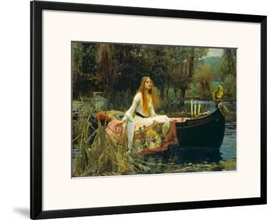 The Lady of Shalott, 1888