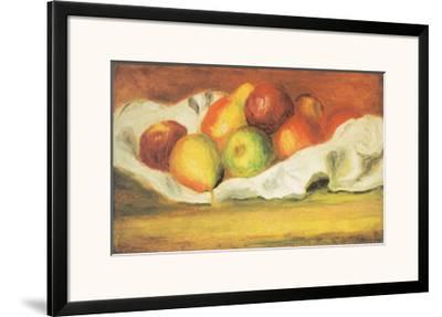 Pommes at Poires