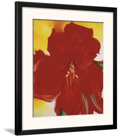 Red Amaryllis, c.1937