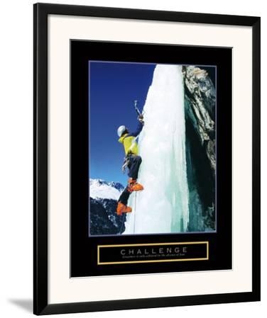 Challenge: Ice Climber
