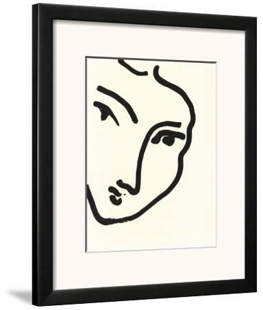 Femme II (Nadia au menton)