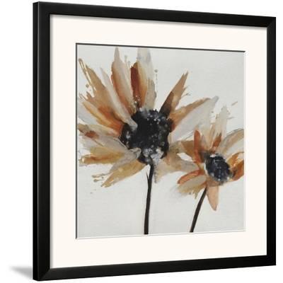 Sepia Bloom I