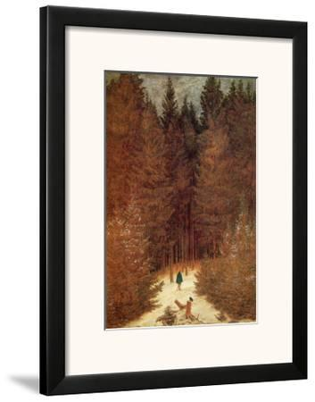 Chasseur in the Forest