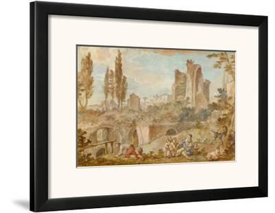 Rome, Shepherds on the Palatin