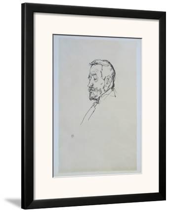 Portrait of Heinrich Benesch, 1913