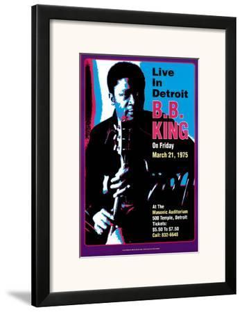 B.B. King - Live in Detroit